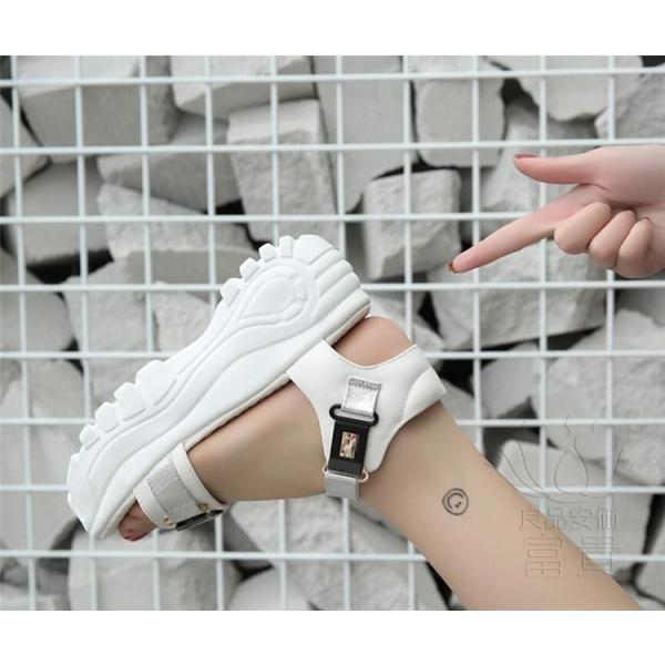 サンダル ミュール オープントゥ 靴 厚底 ハイヒール 履きやすい 柔らかい 疲れない 履き心地  レジャー用 痛くない  歩きやすい 滑り止め アウトドア|fuki-fashion|07