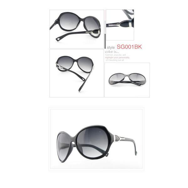 高品質 レディース サングラス UV400対応 ケース付き UVカット 紫外線カット Sunglass 女性 Ladies|fuki-fashion|03