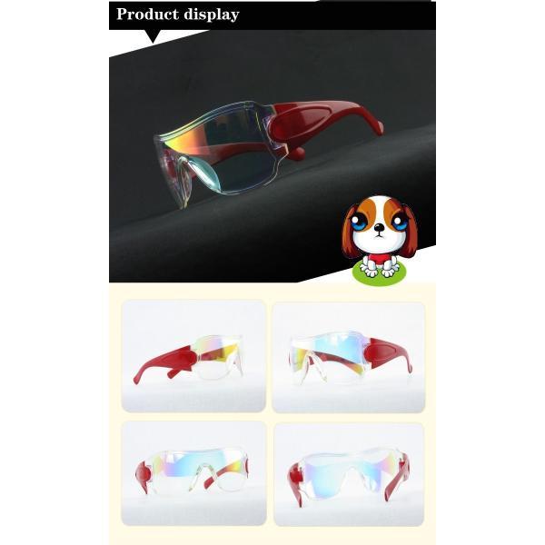 サングラス UV400 ケース付き|fuki-fashion|03