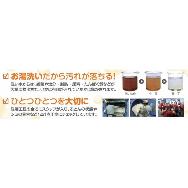 布団クリーニング 1枚宅配 防ダニ・抗菌加工つき|fukkura-hompo|05