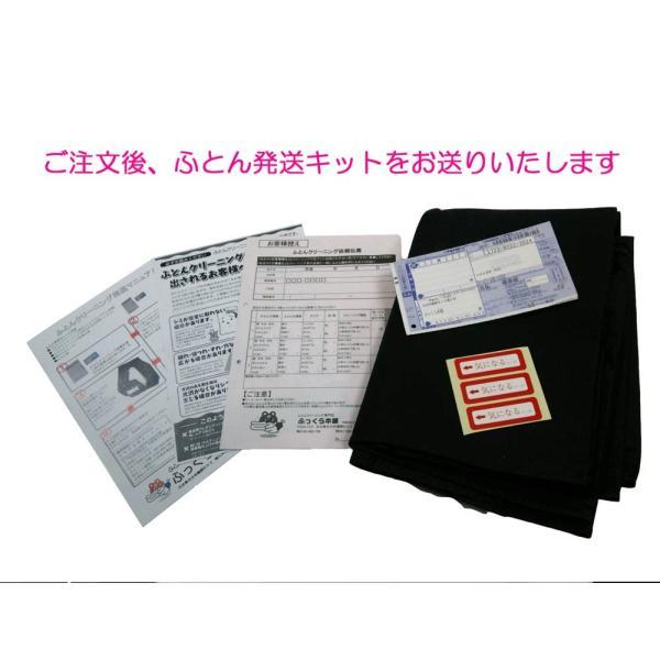 布団クリーニング 2枚宅配 防ダニ・抗菌加工+最大8ヶ月まで保管|fukkura-hompo|02