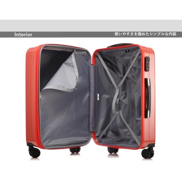 スーツケース ファスナー 拡張 機内持ち込みサイズ ダイヤルロック 40l 一泊 二泊 三泊|fuku2|05