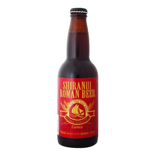 クラフトビール 不知火海浪漫麦酒 カルメン アンバーエール 330ml 熊本 クール便|fukuda-farm|02