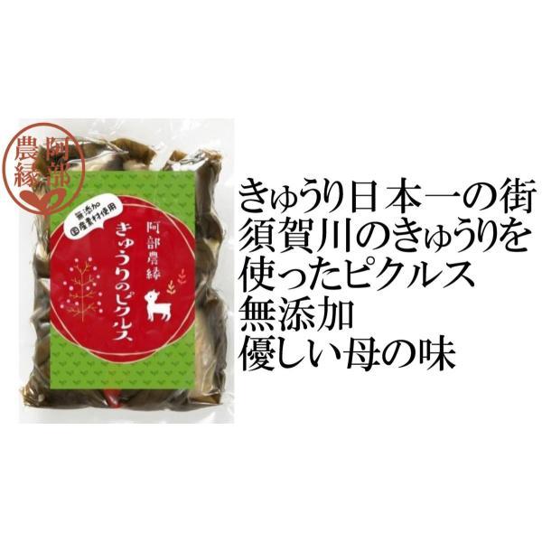 【きゅうりのピクルス150g】日本一の須賀川のきゅうりを使ったピクルス 保存料・香料を使わない安心無添加