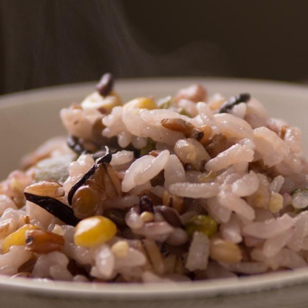 雑穀米100g お試し 雑穀 お試し雑穀米 ご飯 元精穀 10穀米|fukui-koshino|02