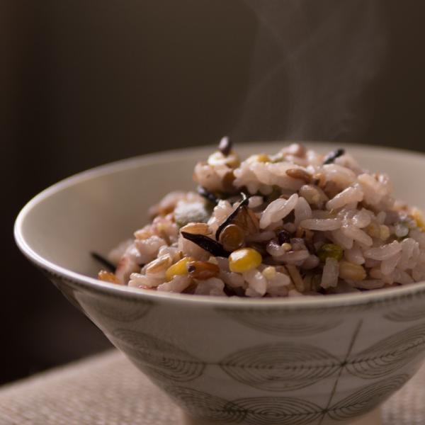 雑穀米100g お試し 雑穀 お試し雑穀米 ご飯 元精穀 10穀米|fukui-koshino|03