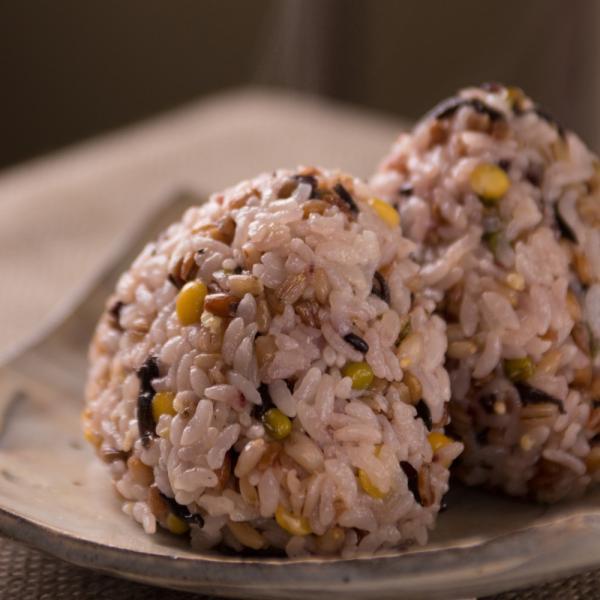 雑穀米100g お試し 雑穀 お試し雑穀米 ご飯 元精穀 10穀米|fukui-koshino|05