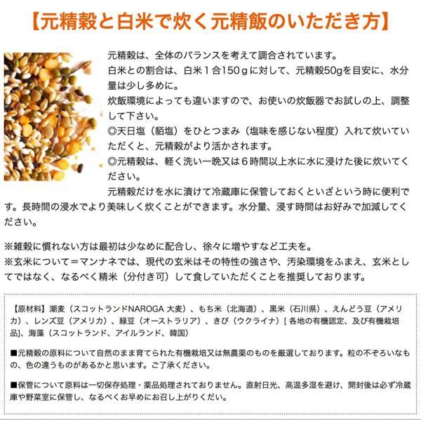 元精穀21kg(3.5kg×6個) 雑穀 雑穀米 ご飯 元精穀 10穀米 fukui-koshino 12
