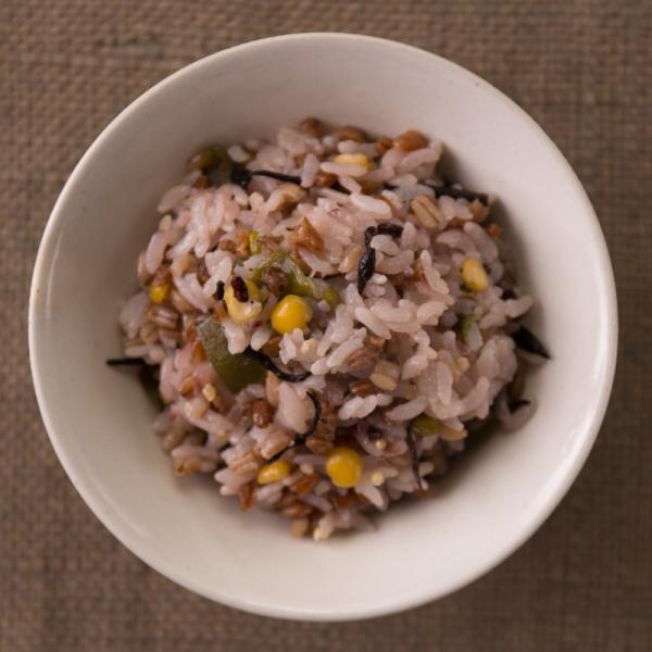 元精穀21kg(3.5kg×6個) 雑穀 雑穀米 ご飯 元精穀 10穀米 fukui-koshino 04