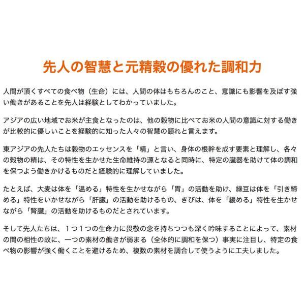 元精穀21kg(3.5kg×6個) 雑穀 雑穀米 ご飯 元精穀 10穀米 fukui-koshino 10