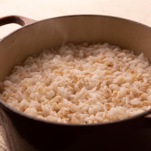 自社農園スコットランド産大麦700g潮麦 丸麦 麦ご飯 デトックス お菓子|fukui-koshino|15