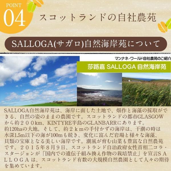 自社農園スコットランド産大麦700g潮麦 丸麦 麦ご飯 デトックス お菓子|fukui-koshino|06