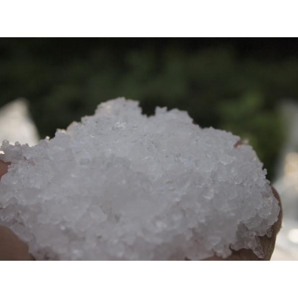 ギリシャ産無添加天日塩つぶ5kg 貊塩 料理やバスソルトに最適 無着色 塩 天然塩 fukui-koshino 09