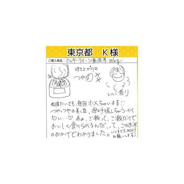 米 5kg×2本 無洗米 29年産 福井県産 ミルキークイーン 10kg 白米 送料無料 fukuikomeya 11