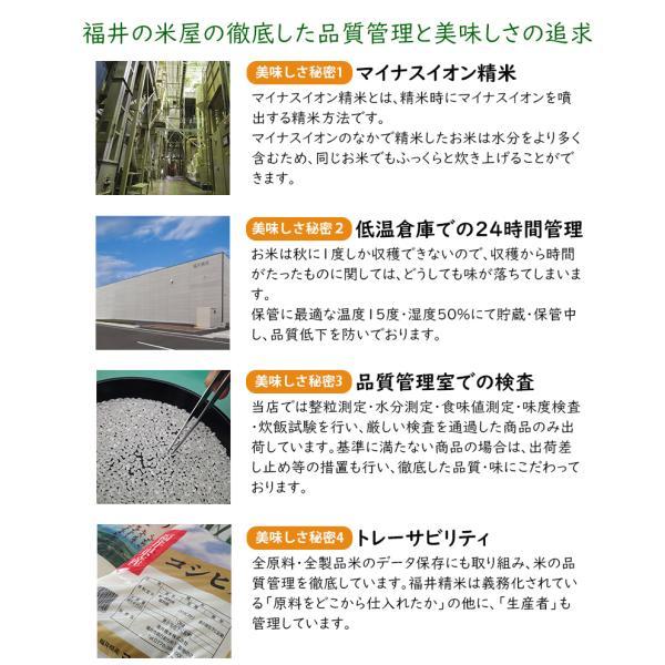 米30kg 安い 白米 (10kg×3袋) 福井県産 送料無料|fukuikomeya|14