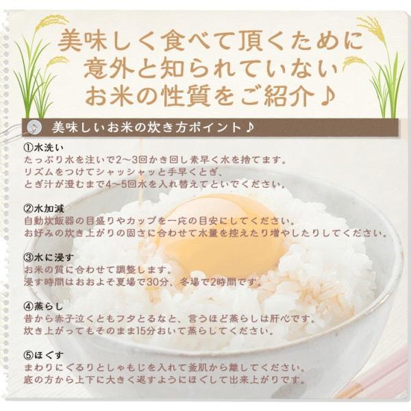 米 5kg 29年産  無洗米 福井県産 ミルキークイーン 5kg 送料無料|fukuikomeya|11