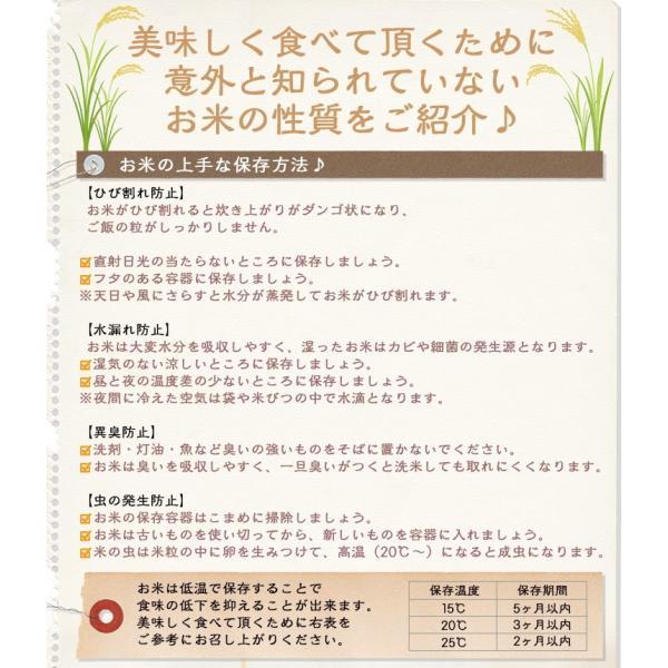 米 5kg 29年産  無洗米 福井県産 ミルキークイーン 5kg 送料無料|fukuikomeya|10