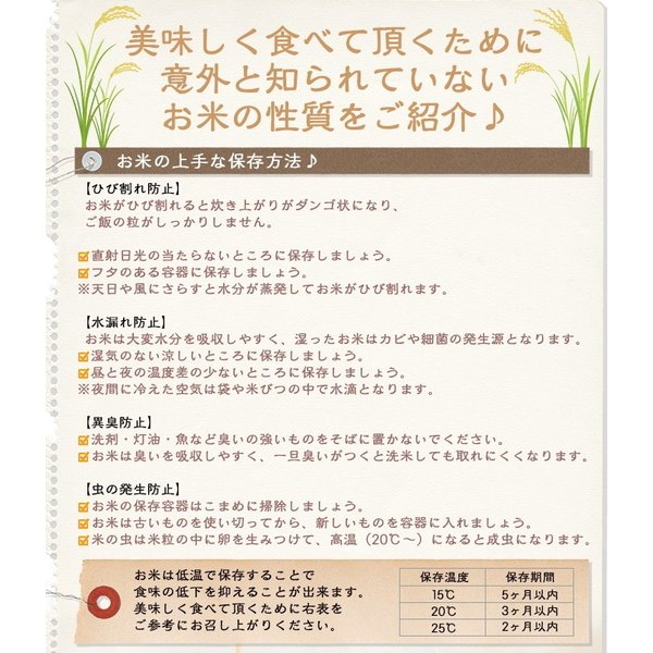 お米 10kg 29年産 無洗米 福井県産 ミルキークイーン 10kg(5kg×2)白米 お得クーポンあり 送料無料|fukuikomeya|11