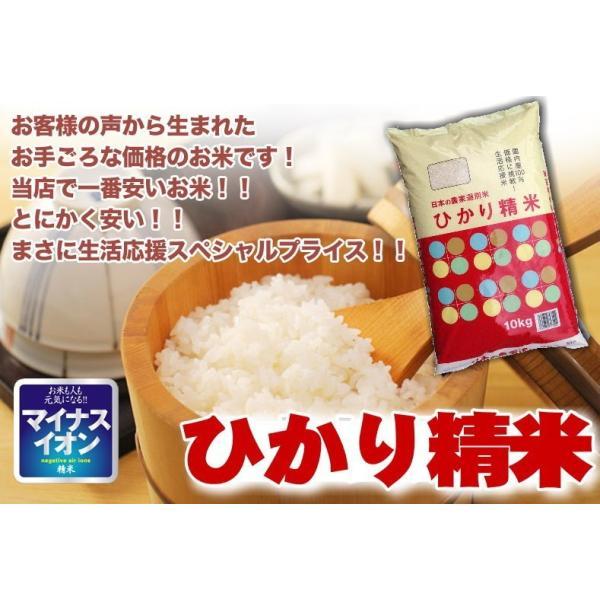 お米 10kg ひかり精米 国内産 家庭応援 白米 10kg 送料無料 一部地域を除く|fukuikomeya|02
