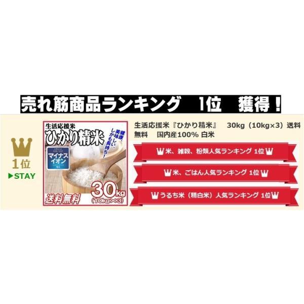 お米 10kg ひかり精米 国内産 家庭応援 白米 10kg 送料無料 一部地域を除く|fukuikomeya|05