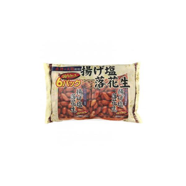 タクマ食品 揚げ塩落花生 10×8個入