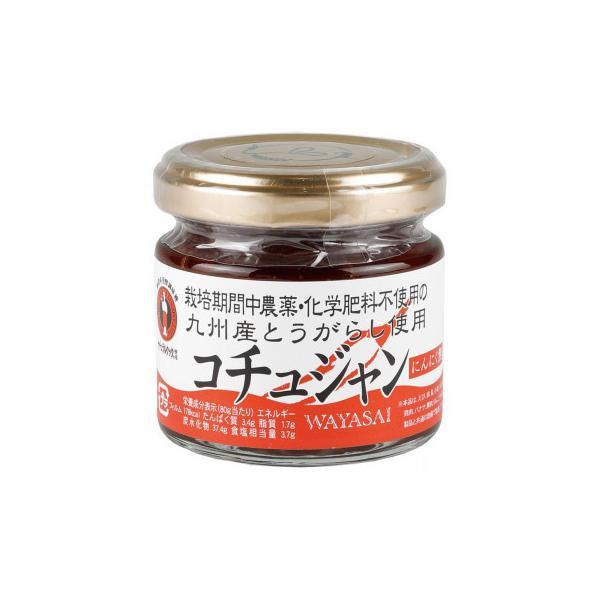 コチュジャン(にんにく無) 80g ×12セット C01-302 調味料 韓国料理 唐辛子