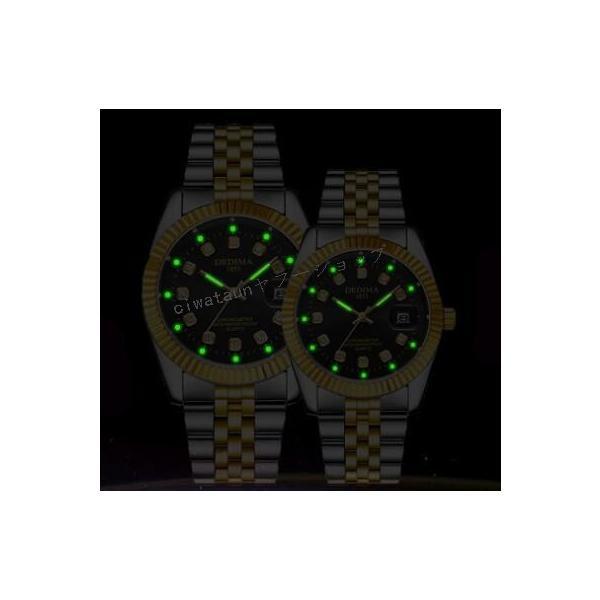 腕時計 メンズ レディース ペアウォッチ防水 カレンダー付き バレンタイン 誕生日 カップル 恋人 プレゼント|fukumiru|08