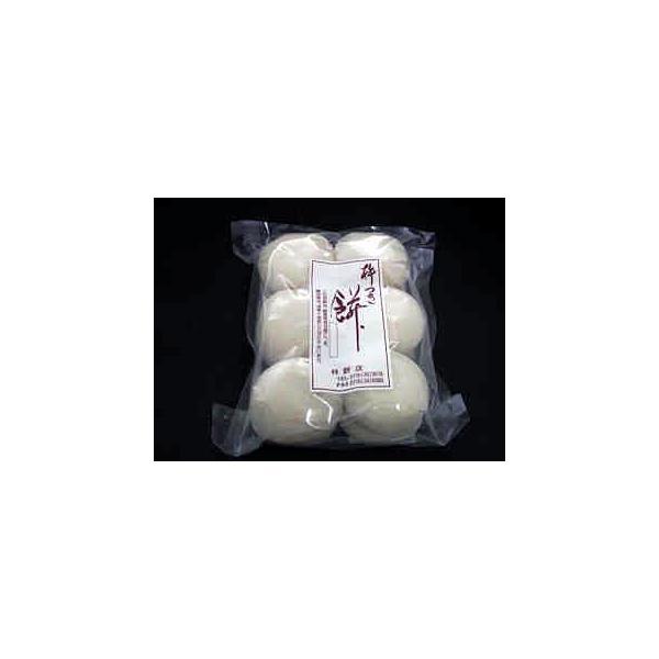 白(白こごめ)丸餅 10個(1パック:800g以上)