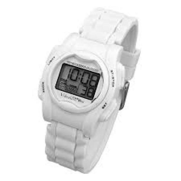 自立コム 振動腕時計 バイブラライトMini 白 VM-SWH|fukushikun