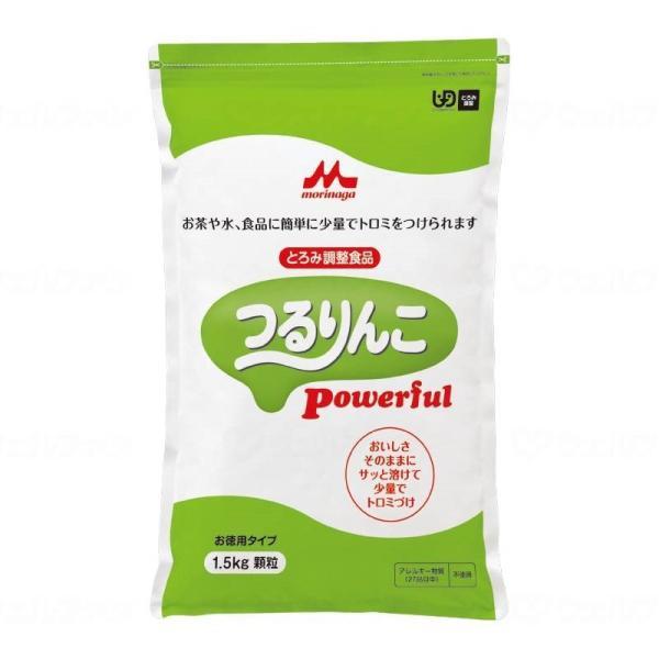 クリニコ 嚥下困難者用食品 つるりんこPowerful 袋 1.5kg 高齢者向け