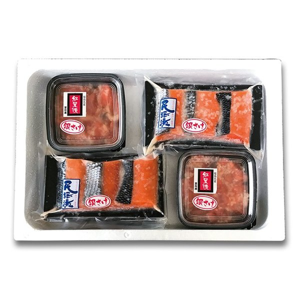 プレミアム鮭の味セット お中元/贈答品/ギフト/福島/送料込|fukushima-ichiba|03