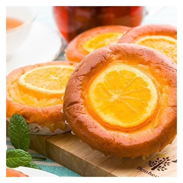 ミニオレンジケーキ 10個(冷蔵便) お中元/贈答品/ギフト/福島/送料込