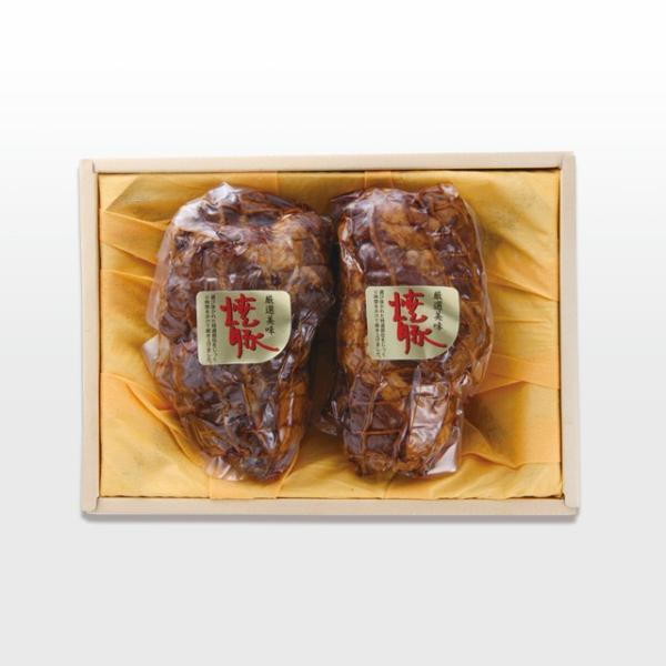 うつくしまエゴマ豚 焼豚 御中元/贈答品/ギフト/福島/送料込|fukushima-ichiba|02