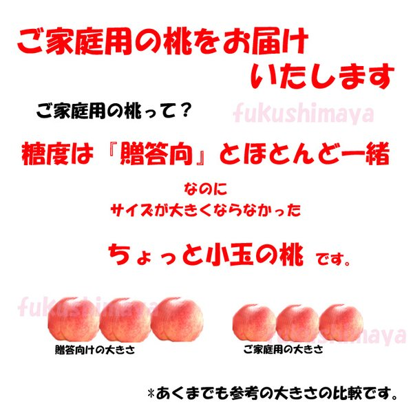 桃 福島県 献上桃の郷 桑折町産 特秀品桃 2.7kg箱 9〜15玉入|fukushimasan|05