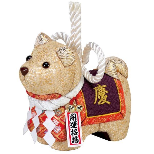 木目込み材料 干支 キット 戌 (30E-13) 型紙 布付き|fukuwa|02