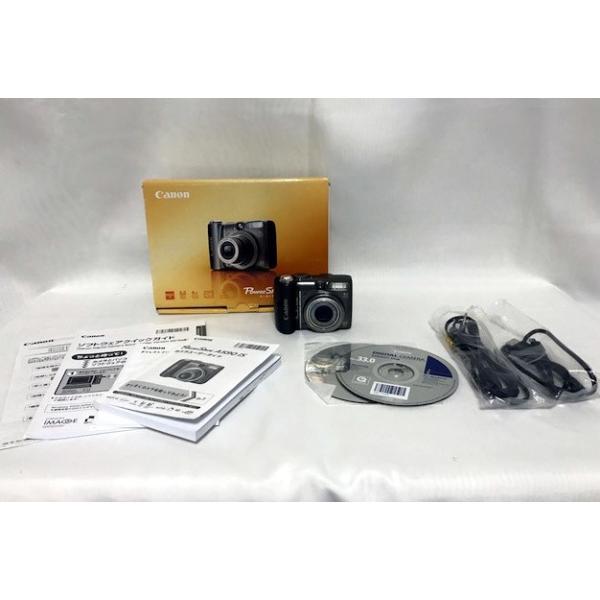 Canon デジタルカメラ PowerShot (パワーショット) A590 IS PSA590IS