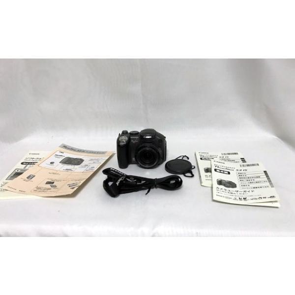 Canon デジタルカメラ PowerShot (パワーショット) S3 IS
