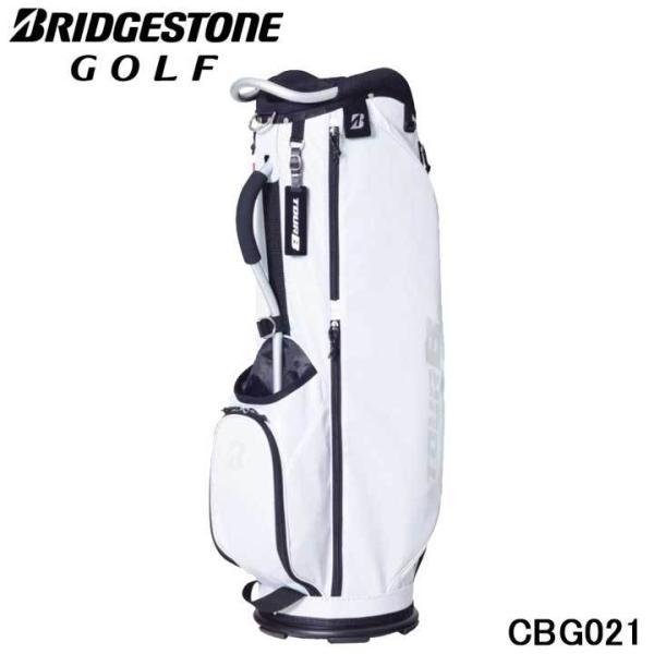 ブリヂストンゴルフ TOUR B CBG021 キャディバッグ 軽量アルミフレームモデル 9.5型 1.9kg(軽量) 新色追加 BRIDGESTONE SPORTS 2021 10P