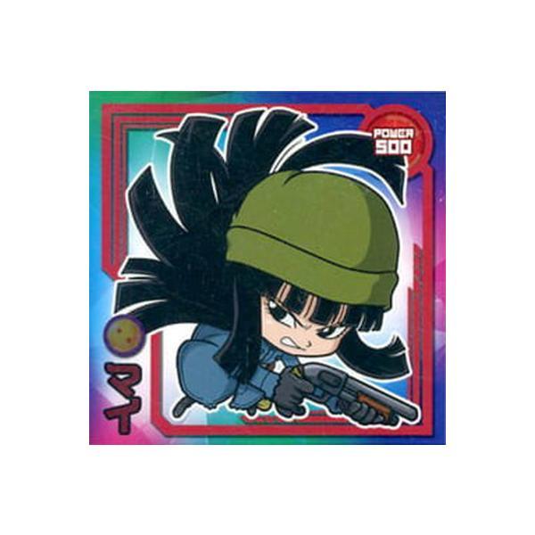 ドラゴンボール 超戦士シールウエハースZ W-02 マイ N
