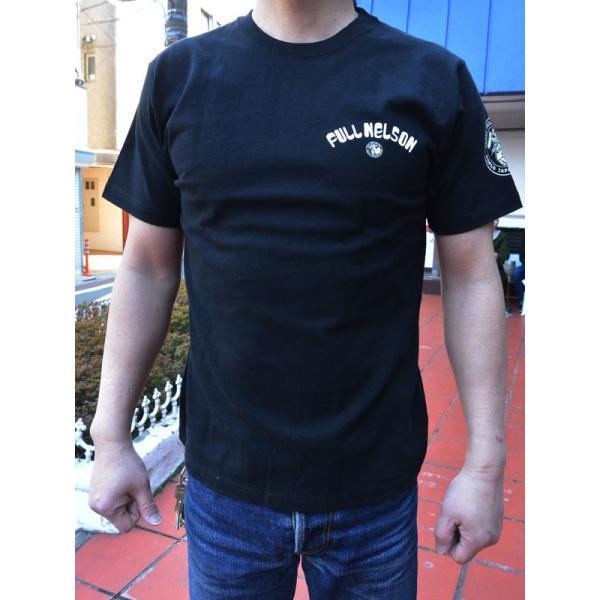 新色追加!!FULLNELSONフルネルソン ショップオリジナル 23周年記念 Tシャツ|fullnelsonhalf|03