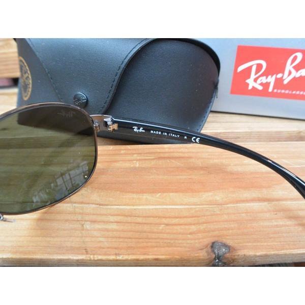Ray-Ban レイバン RB3386 ガンメタル/グリーンクラッシック|fullnelsonhalf|02