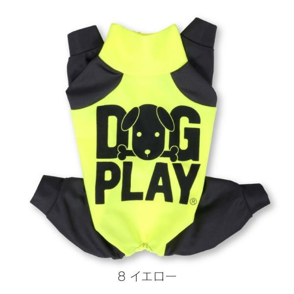 ドッグプレイ(R)Fプリントラッシュガード【ネコポス値3】日本製 水着 海 川 犬の服 洋服 ペット ドッグ ウェア|fullofvigor-yshop|12