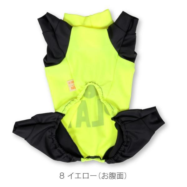 ドッグプレイ(R)Fプリントラッシュガード【ネコポス値3】日本製 水着 海 川 犬の服 洋服 ペット ドッグ ウェア|fullofvigor-yshop|13