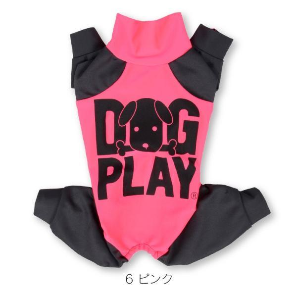 ドッグプレイ(R)Fプリントラッシュガード【ネコポス値3】日本製 水着 海 川 犬の服 洋服 ペット ドッグ ウェア|fullofvigor-yshop|10