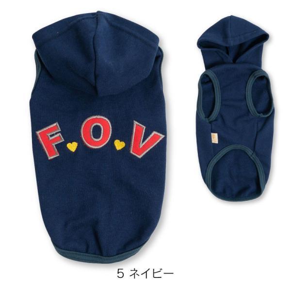 【2018秋冬新作】FOVアップリケミニ裏毛パーカー【ネコポス値3】|fullofvigor-yshop|11