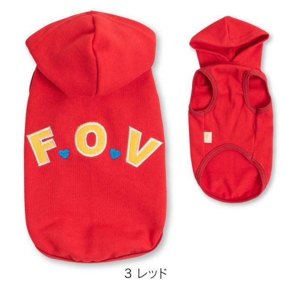 【2018秋冬新作】FOVアップリケミニ裏毛パーカー【ネコポス値3】|fullofvigor-yshop|10