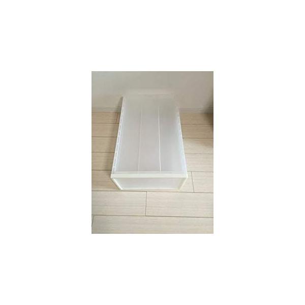 無印良品 ポリプロピレン 収納ケース 引出式  幅34×奥行44.5cm  大