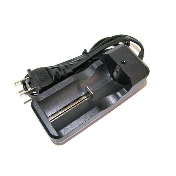 セットでお得TrustFire 26650 リチウムイオンバッテリー1本&一本用充電器ケーブル付セット Li-ion 充電池 トラストファイヤー トラストファイアー|funks-store|03