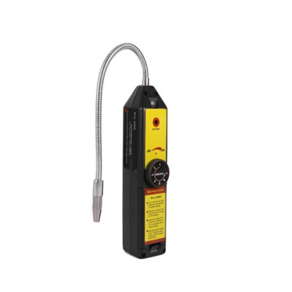 冷媒ガステスター ハロゲンガス漏れ検知器 HFC冷媒漏れ検出器 エアコンガス漏れ 空調検査 警告音 エアコン 冷蔵庫 自動車クーラー 冷媒漏れチェッカー HRJL6000