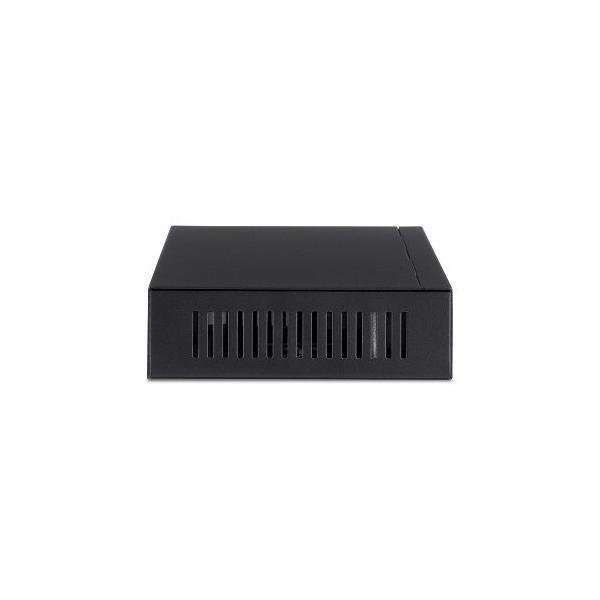 BUFFALO Giga対応 金属筺体 電源内蔵 8ポート ブラック スイッチングハブ LSW5-GT-8NS/BK|funny-garage|02